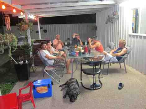 Friends from Harvey Bay