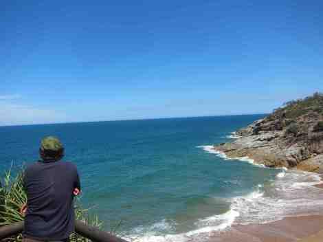 Joseph Banks headland reserve