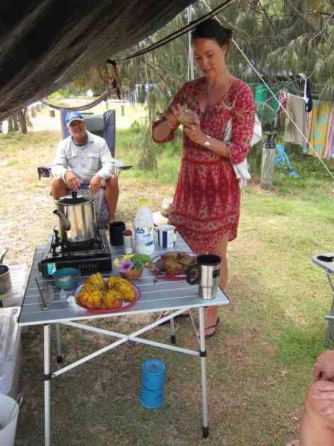 Jan's baked goods YUM!