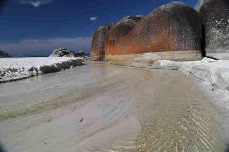 Squeeky beach