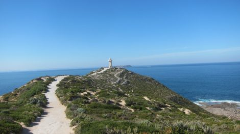 lighthouse- Innes National Park