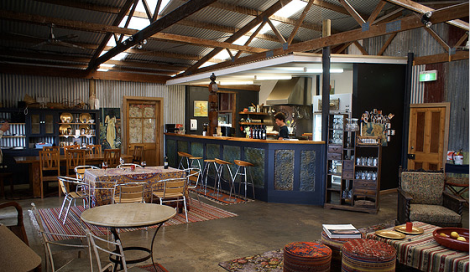 Chapman River Wines cellar door